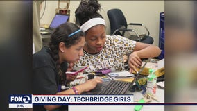 Giving Day: Techbridge Girls