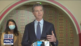 Newsom visits AAPI community leaders in San Francisco following surge in racially motivated attacks