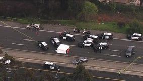 SkyFOX over Fremont officer-involved shooting