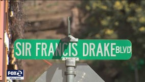 Marin County supervisors to vote on renaming Sir Francis Drake Boulevard
