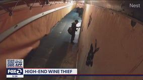 Burglars targeting San Francisco Italian fine-wine shops