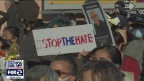 Oakland vigil honors Asian-American women killed in Atlanta shooting