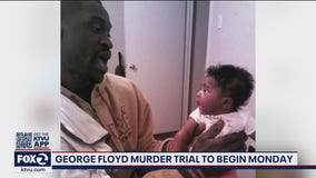 Ex-cop's trial in the death of Geroge Floyd set to begin Monday
