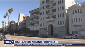 Oakland to consider rezoning areas for apartment buildings