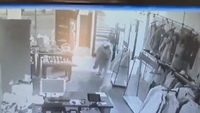 Thief uses blowtorch to burglarize SF store struck twice in one night