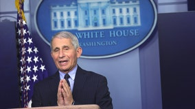 Fauci says CDC working on guidelines for small gatherings among fully vaccinated people