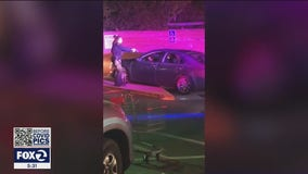 Berkeley police officer fired after shooting at fleeing car