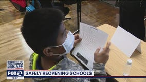 Plans to safely reopen more schools