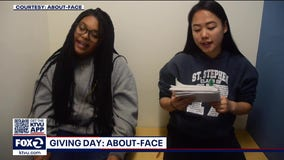 Giving Day: About Face