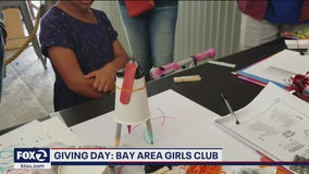 Giving Day: Bay Area Girls Club