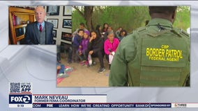 FEMA to help with influx of migrant children at US-Mexico border