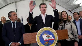 Newsom sues his secretary of state to get party affiliation on recall ballot