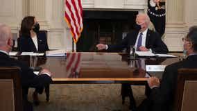 Biden taps VP Harris to lead response to border challenges
