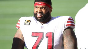 49ers hand Trent Williams richest contract ever at OL