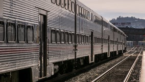 Caltrain strikes occupied vehicle in Burlingame, fatally injures driver