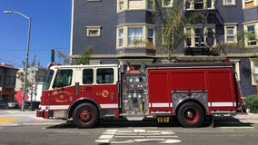 Residential fire in San Francisco's Bayview leaves 4 displaced
