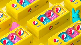 Pepsi releases newest limited-edition soda flavor: Peeps