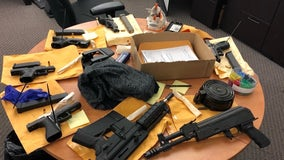 Oakland police recover firearms, make arrest in Saturday shooting
