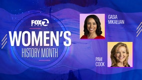 The women who inspire KTVU's Gasia Mikaelian and Pam Cook