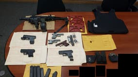Ghost guns, explosives seized after suspect opens fire on repo man in SF, police say