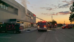 Fire extinguished at West Gate San Leandro shopping mall
