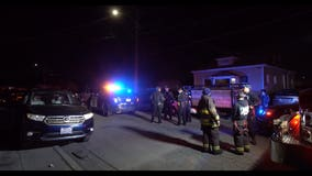 Homeless man in critical condition after being set on fire in Oakland