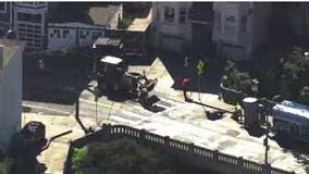 Gas leak triggers evacuations in San Francisco