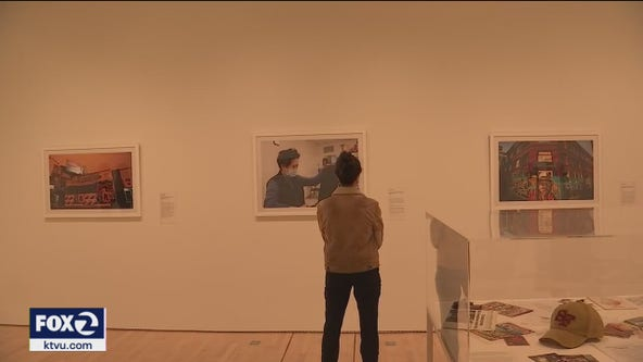 SFMOMA reopens with new shelter-in-place exhibits