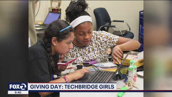Giving Day: Techbridge Girls