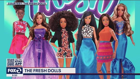 "Women's History Month: Creator of ""The Fresh Dolls"""