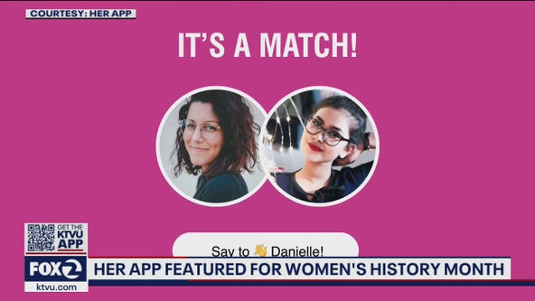 Women's History Month: HER App