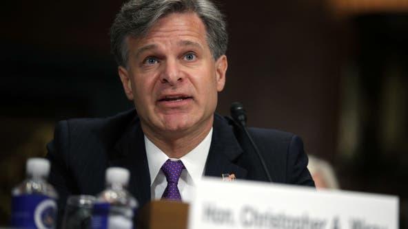 FBI chief condemns Capitol riot as 'domestic terrorism,' defends intel