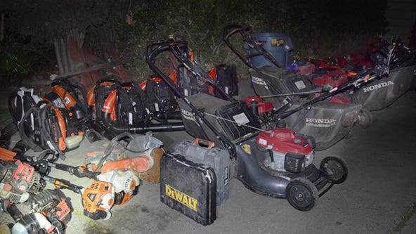 San Jose police say alleged gang members targeted gardeners for robbery, assault
