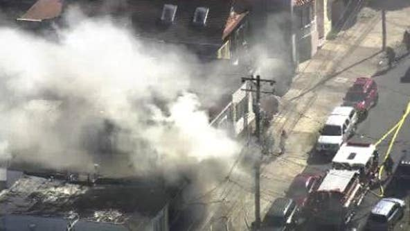 Seven people injured in house fire in San Francisco