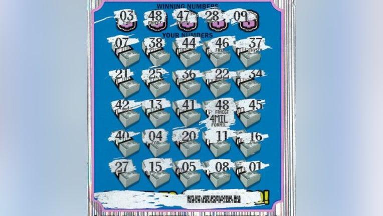 cash explosionn winner