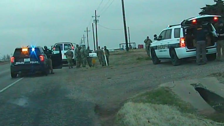 Texas ambush