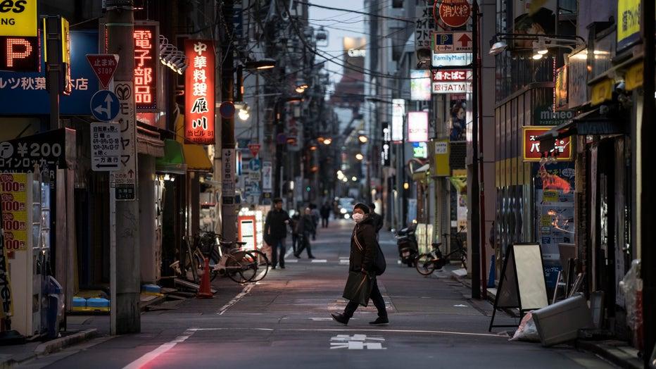 Japan Battles Against The Coronavirus Outbreak