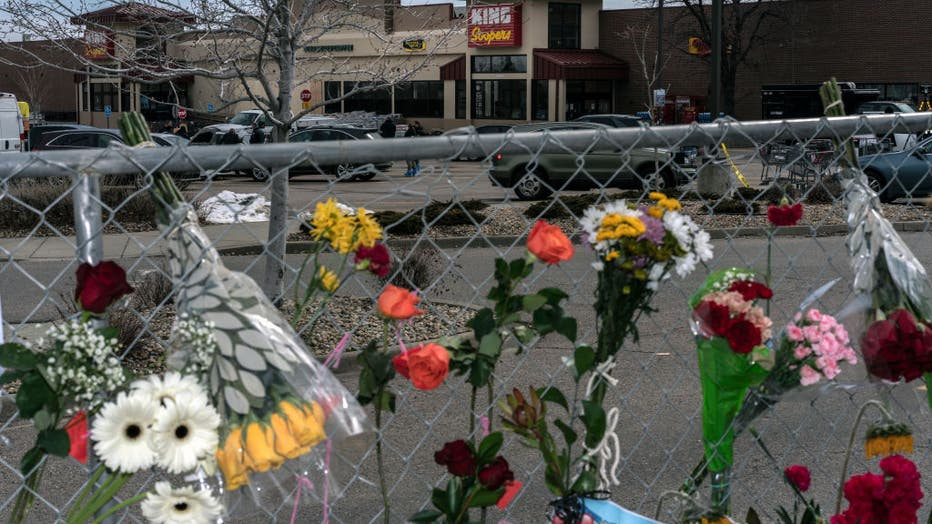 f1105798-Gunman Opens Fires At Grocery Store In Boulder, Colorado
