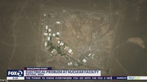 Electrical issue at Iranian nuclear facility