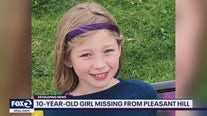 10-year-old missing from Pleasant Hill