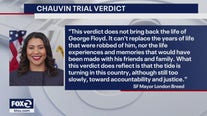 Local leaders react to Chauvin guilty verdict