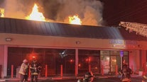 Person dies in San Jose fire outside sandwich shop