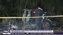 Deadly Tesla crash in Texas