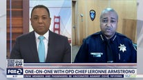 OPD chief talks about anti-Asian crime, transparency