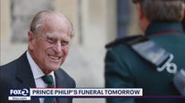 Royal Family prepares for farewell to Prince Philip