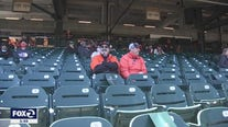 SF Giants 'vaccinated only' section offers more traditional ballgame experience