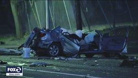 2 killed in suspected DUI crash including child; driver arrested
