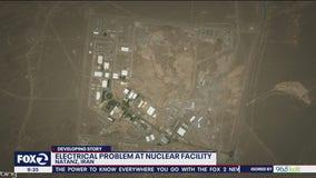 Iran calls Natanz atomic facility blackout 'nuclear terrorism'