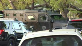 Attempted robbery suspect arrested after 14-hour standoff in Redwood City