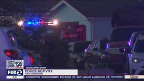 Police serve search warrant in San Leandro for Antioch case